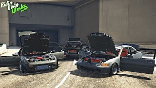 All Info Below!Get All Mods Here!https://www.gta5-mods.com/vehicles/honda-civic-ej2-coupehttps://www.gta5-mods.com/vehicles/nissan-180sx-rocket-bunnyhttps://www.gta5-mods.com/vehicles/honda-civic-4gen- Live Streams -http://www.twitch.tv/ridindirtywerkz/profile Cheap Games!https://www.g2a.com/r/rdwdeals- Steam Community -http://steamcommunity.com/groups/ridindirtywerkz- Check Out Our Pages Here -https://twitter.com/RidinDirtyWerkzhttps://www.facebook.com/RidinDirtyWerkzProductionshttps://www.instagram.com/ridindirtywerkzproductions