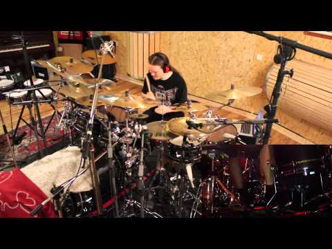 james labrie - Peter Wildoer went to Fascination Street Studio in Varberg, Sweden to record drums for the follow up to the critically acclaimed