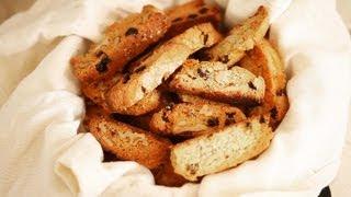 Cómo hacer biscotti