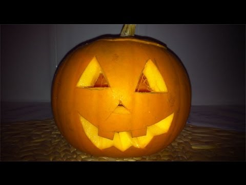 How to pumpkin carving, crafts Halloween