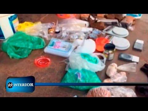 Megaoperação realizada em Araçatuba prende quadrilha especializada no refino de drogas