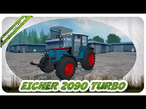 Eicher 2090 Turbo v1.1