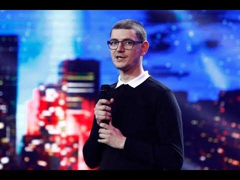 Dicu Florian, corporatist, numar slab de Stand Up Comedy