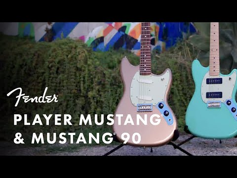 Fender Player Mustang