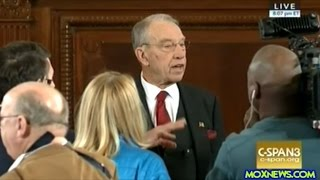 """He Will Be The Next Attorney General!"" Senator Grassley"