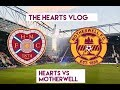 BACK TO WINNING WAYS!!! | Hearts VS Motherwell | The Hearts Vlog Season 3 Episode 14