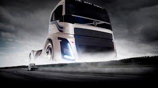 """""""Volvo Iron Knight"""" superkravenieks gāž ātruma rekordus"""