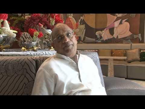 Shri R.S. Agarwal, Chairman Emami Group
