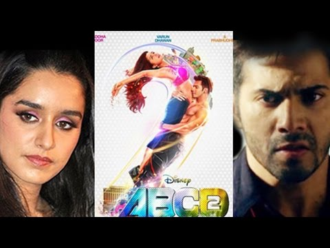 Shraddha Kapoor On Her Leaked ABCD 2 Poster