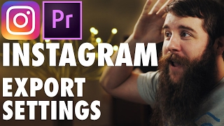 Video How to Export High Quality Instagram Videos in Premiere Pro CC MP3, 3GP, MP4, WEBM, AVI, FLV Desember 2018