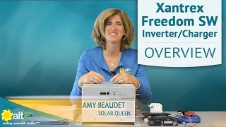 Xantrex Freedom SW Inverter/Charger available here: ...