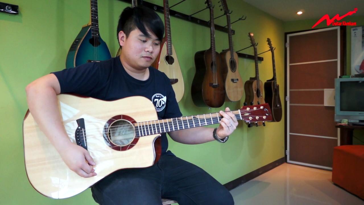 Reviwe Guitar Acoustic