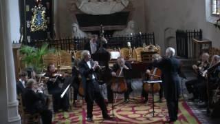 Concerto nr  1 in A majeur Allegro