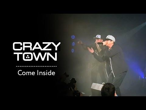 Crazy Town - Come Inside СПБ КОСМОНАВТ 23.11.2015