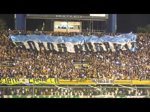 Rosario Central - Palmeiras - Copa libertadores 2016 - Salida Del Canalla - Los Guerreros - Rosario Central