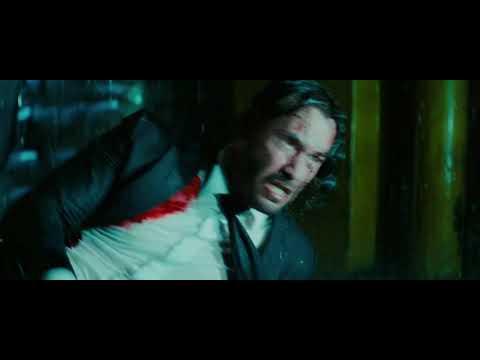 JOHN WICK 3 Epic knife fight scene