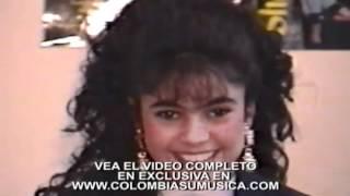 EL PRIMER VIDEO INEDITO DE SHAKIRA INEDITO / SHAKIRA FIRST VIDEO INDIE
