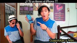 UNBOXING NEW IPHONE 7 - NUEVO - Guajolotas y Más..., iPhone, Apple, iphone 7