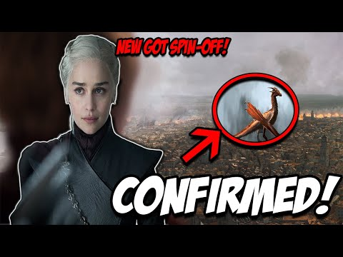 CONFIRMED! HOUSE OF THE DRAGON! Game Of Thrones (Dunk and Egg Prequel)