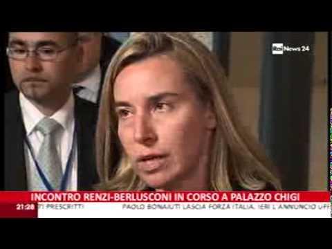 Ministro Mogherini al CAE