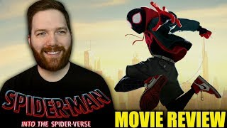 Spider-Man: Into the Spider-Verse - Movie Review by Chris Stuckmann
