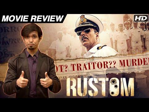 Rustom - Movie Review | Akshay Kumar, Ileana D'Cru