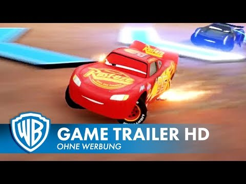 CARS 3: DRIVEN TO WIN - Launch Trailer Deutsch HD German (2017)