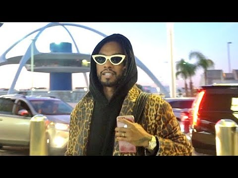 Miguel Says Michael Jackson 'Can't Even Defend Himself' While Jetting Out Of L.A.