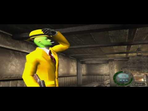 Resident Evil 4 The Mask Mod