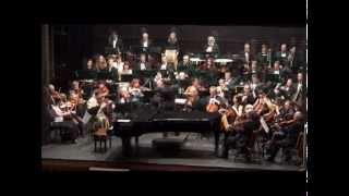 Video Symfonický orchestr Frýdek-Místek - Aram Chačaturjan - Waltz ze