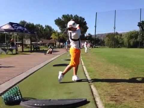 Bobby Park: Worlds #1 Junior Golf Swing Age 12