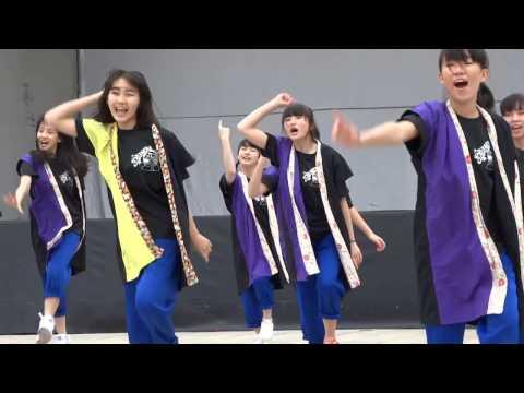八王子市立みなみ野中学校ダンス部『花は咲く〜Rise Up東北〜』/第3回 東京舞祭『春』2017