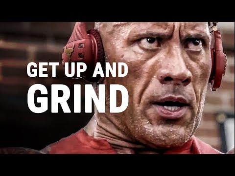 GET UP AND GRIND - Best Motivational Video