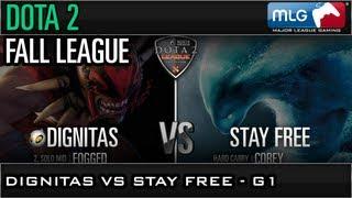 Fall League: Dignitas vs Stay Free Game 1