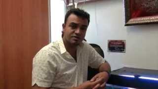Победитель битвы экстрасенсов Мехди отвечает на вопросы. Часть 1 — Вафа Мехди Эбрагими — видео