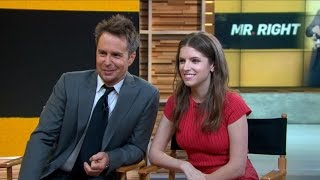 Nonton Anna Kendrick  Sam Rockwell Talk  Mr  Right  Film Subtitle Indonesia Streaming Movie Download