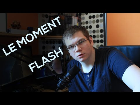 Le moment... Série : Flash Saison 1