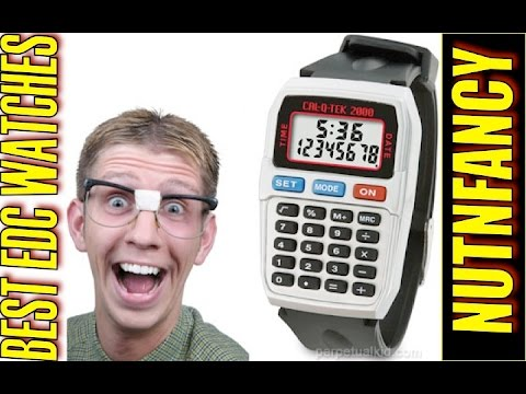 Nutnfancy's Embarrassing Watch Collection...But Getting Better!