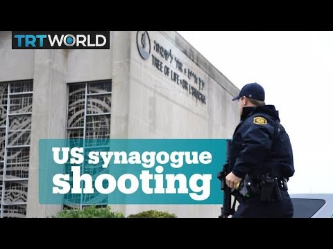 Mass shooting at US synagogue