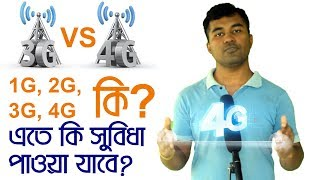 Video Lets Talk What is 1G, 2G, 3G, 4G Wireless Network? | Explained in Details | IT Expert MP3, 3GP, MP4, WEBM, AVI, FLV Mei 2018