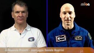 Doppia intervista Nespoli - Parmitano