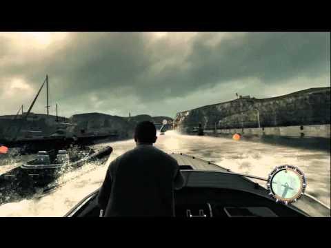 Blood Stone 007 : les 15 première minutes