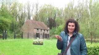 Zona minera de Mons y Casa Van Gogh