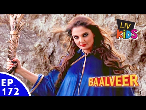 Baal Veer - Episode 172 - A Unique Way To Release Bhayankar Pari