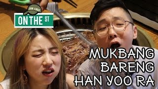 Video Jun Chef OTS : MUKBANG DAGING BAKAR SAMPAI MAU MUNTAH | FEATURING HAN YOO RA (ONNI CETAR) MP3, 3GP, MP4, WEBM, AVI, FLV Maret 2018