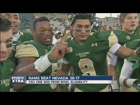 Kapri Bibbs Game Highlights vs Nevada 2013 video.