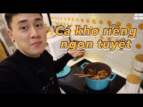 [ Mâm Cơm Nhà Bạn ] Cá kho riềng cho đại gia đình | Gia Đình Cam Cam Vlog 83 - Thời lượng: 4 phút, 47 giây.