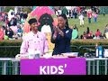 2013 White House Easter Egg Roll: Play with Your Food with B. Smith
