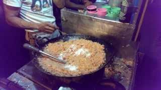 Video Indonesian Street Food: Fried Rice (Nasi Goreng) @Braga Culinary Night, Bandung (Jan 25, 2014) MP3, 3GP, MP4, WEBM, AVI, FLV Januari 2019