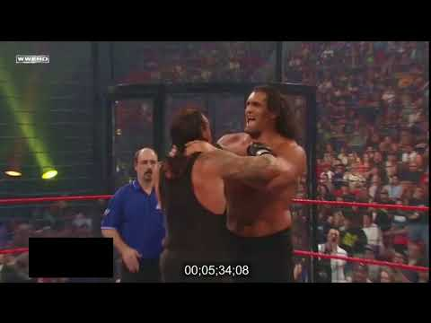 Elimination Chamber Match 2008 No Way Out For World Heavyweight Chamionship
